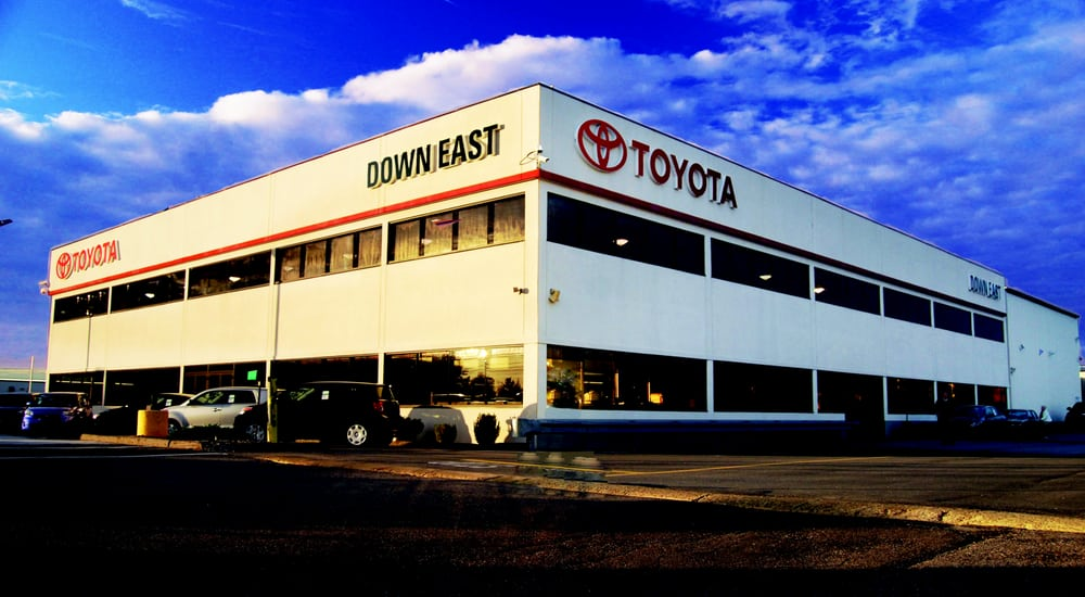 Downeast Toyota: 652 Wilson St, Brewer, ME