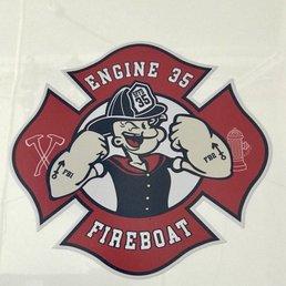 San Francisco Fire Department Station 35 20 Photos Fire