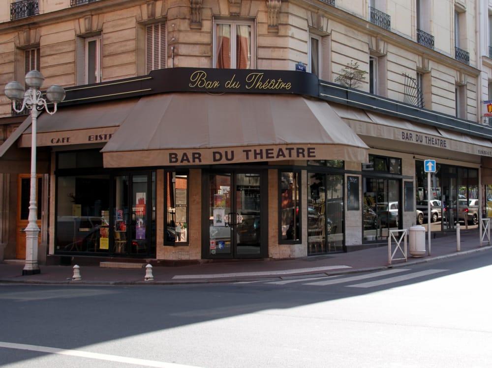 Bar du th tre gesloten restaurants 41 avenue de la - Avenue de la porte de montrouge ...