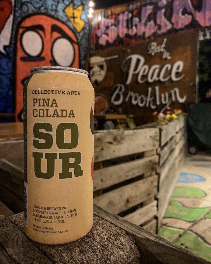 Brooklyn Beer Garden-Bushwick: 33 Wyckoff Ave, Brooklyn, NY