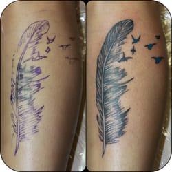 Tornado tattoo 125 photos tattoo 3306 n macarthur for Tattoo oklahoma city ok