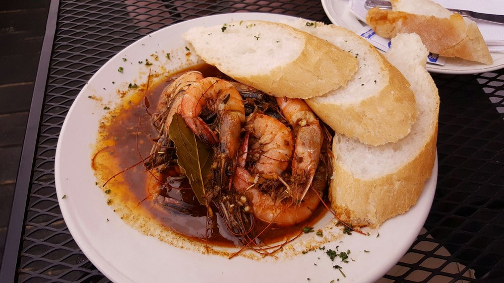 Greatest Bbq Shrimp In New Orleans Or Anywhere Yelp