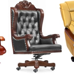 Photo Of Order Office Furniture Huddersfield West Yorkshire United Kingdom Leather Executive