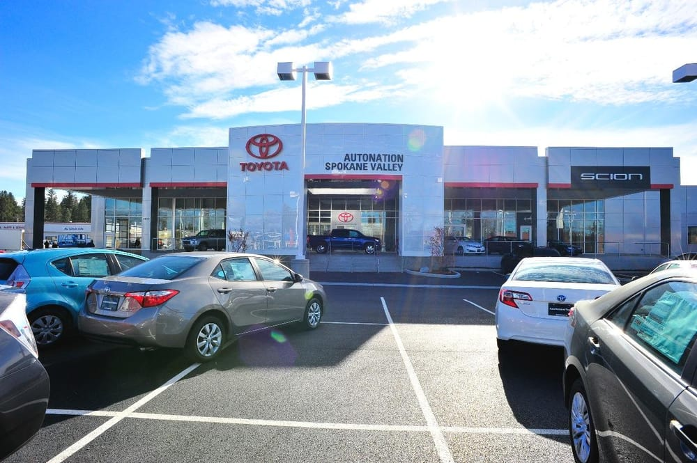 22 Photos For Autonation Toyota Spokane Valley