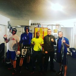 Amateur boxing colorado sympathise with