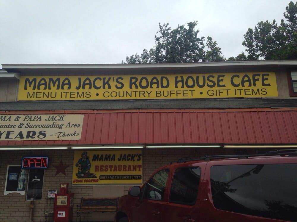 Mama Jacks Restaurant Kountze Tx