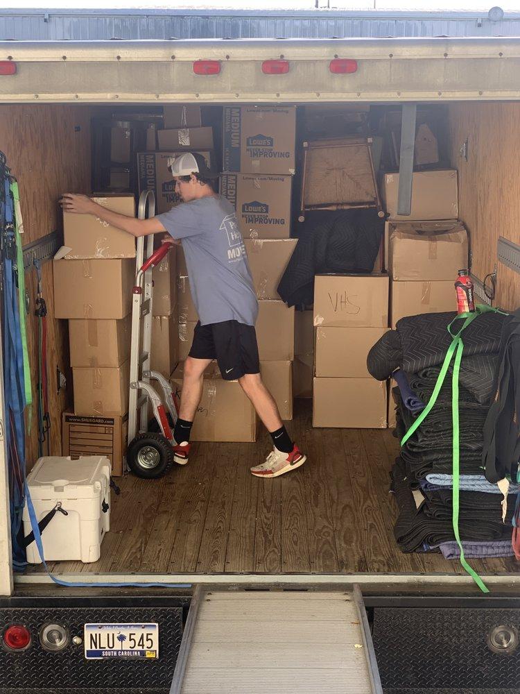 ProHelp Movers: 2605 Cooper Ave, Columbia, SC