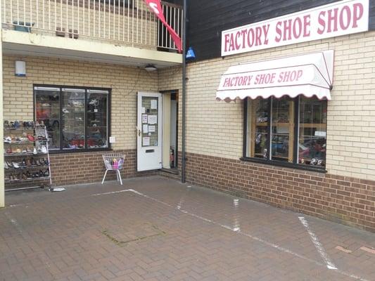 Factory Shoe Shop Olney