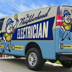 The Neighborhood Electrician Contractors 14159