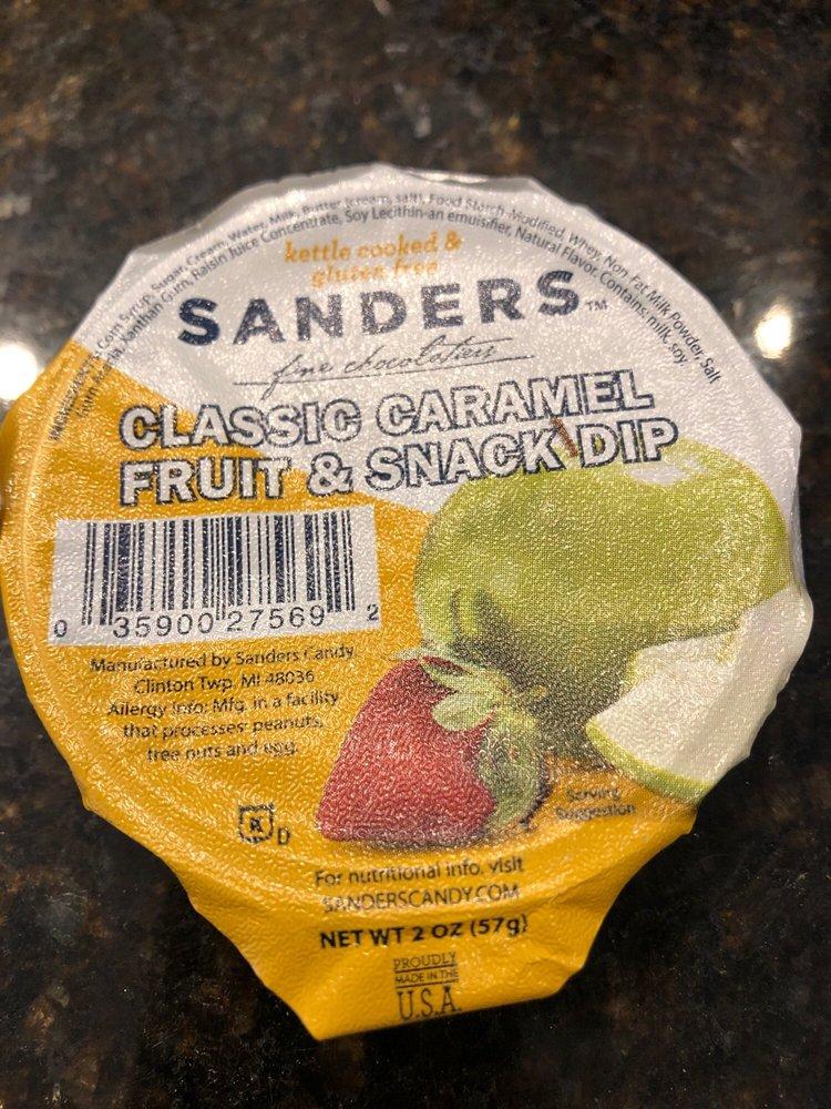 Sanders Chocolate & Ice Cream Shops: 16837 Kercheval, Grosse Pointe, MI