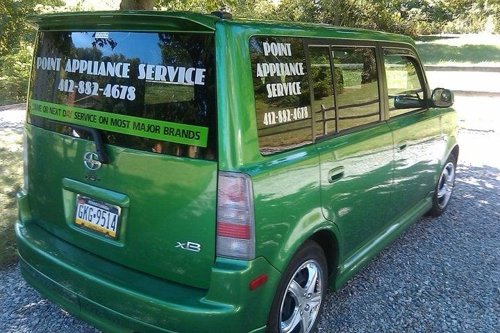Point Appliance Service: Finleyville, PA