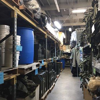 Army Navy Surplus Store Long Beach Ca