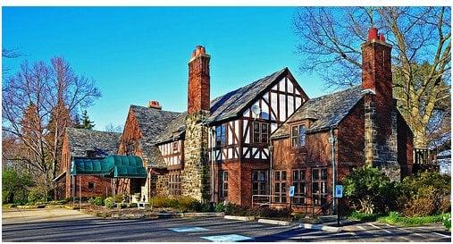 Tudor House-Franklin Park Civic Center
