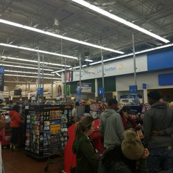 Walmart supercenter 34 photos 95 reviews department for Can you get a fishing license at walmart