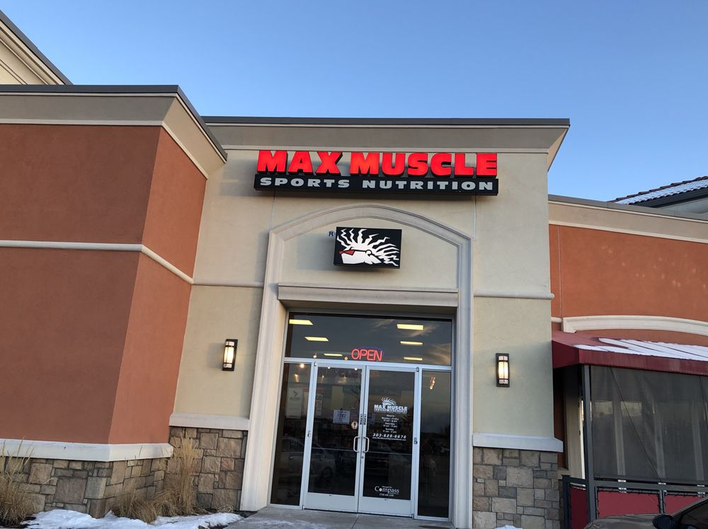 Max Muscle Nutrition - South Metro: 9226 Park Meadows Dr, Lone Tree, CO