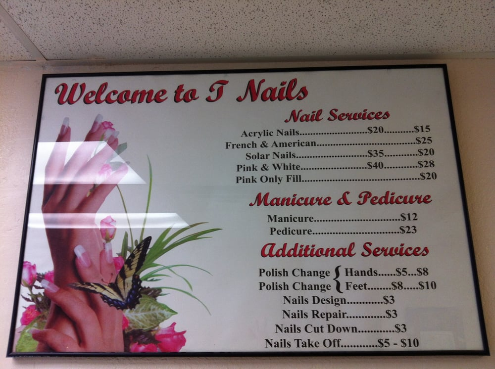 T Nails: 1206 N Lp 340, Waco, TX