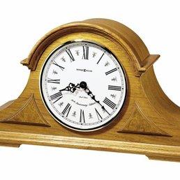 Howard miller 70th anniversary mantel clock