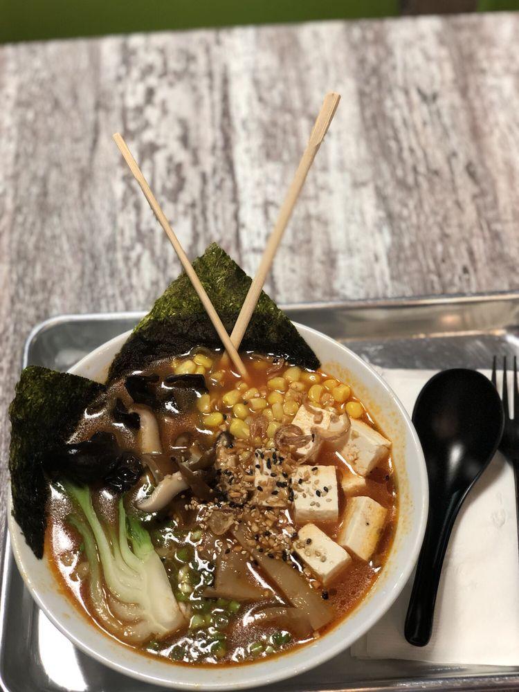 Poke Ramen Asian Soul Kitchen