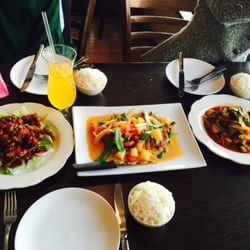 Lunch n more a yelp list by walter v for Amarin thai cuisine menu