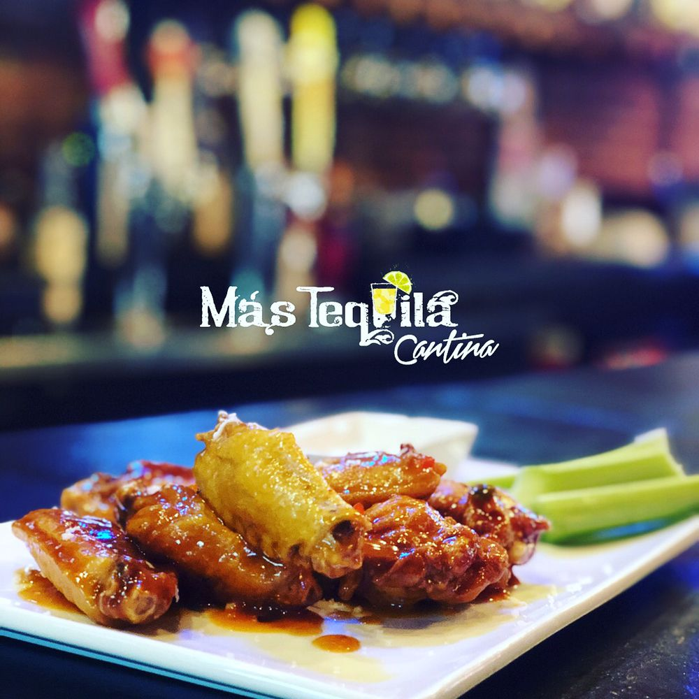 Más Tequila Cantina: 708 N 2nd St St Louis Mo, St. Louis, MO