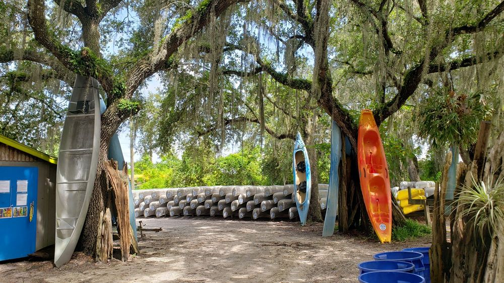Canoe Outpost-Peace River: 2816 NW County Rd 661, Arcadia, FL