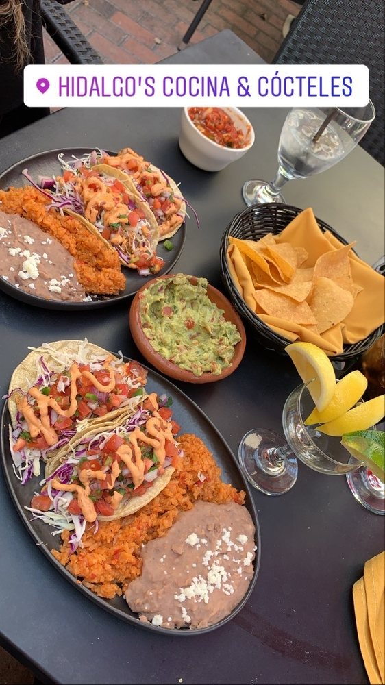 Hidalgo's Cocina & Cócteles: 305 N Harbor Blvd, Fullerton, CA