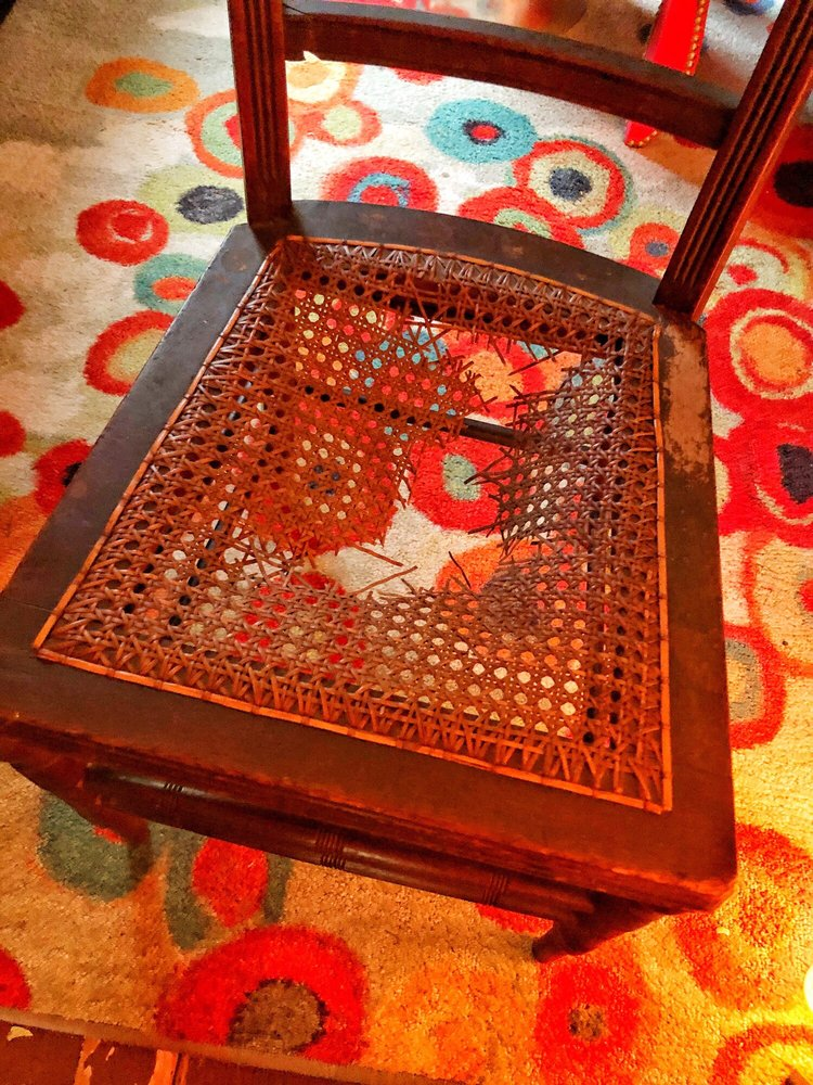 Veterans Chair Caning & Repair: 442 10th Ave, New York, NY