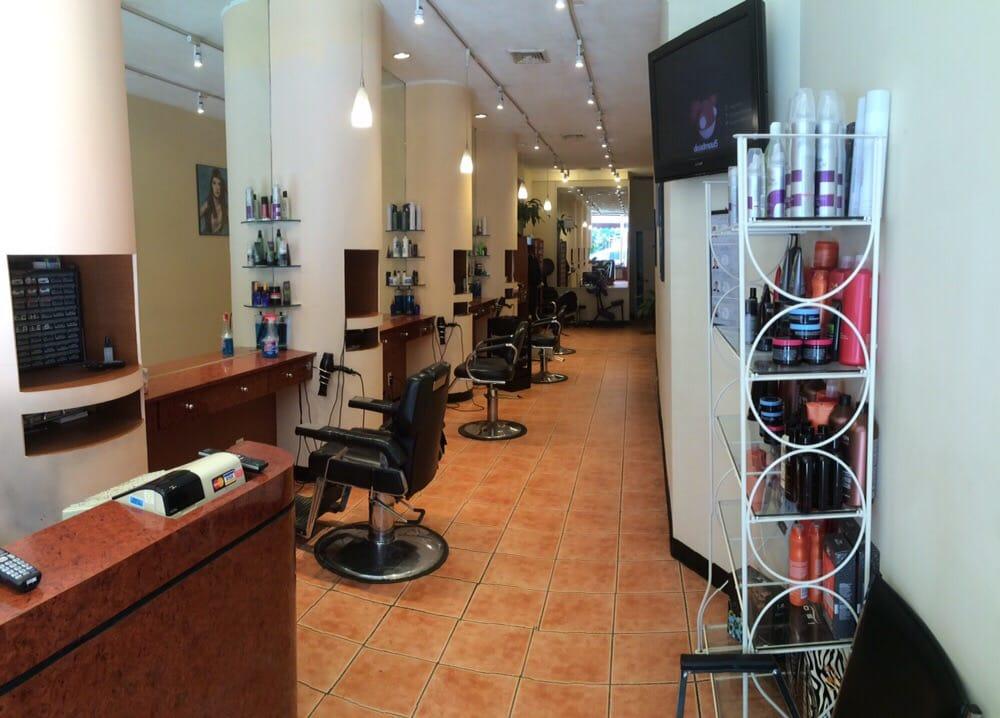 Eurostyle hair salon 15 photos 26 avis coiffeurs for Salon de coiffure new york