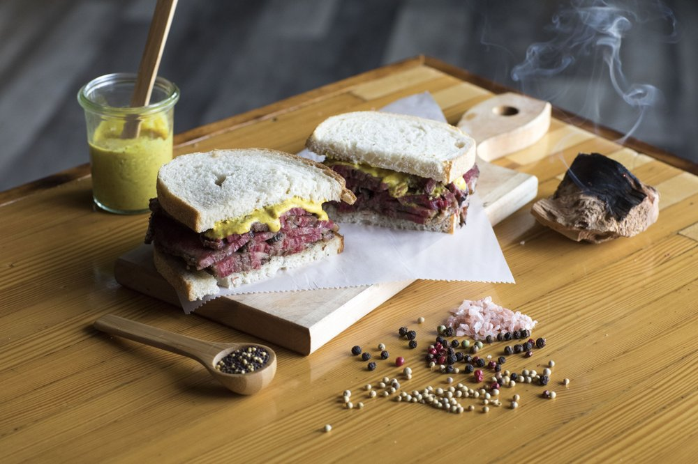 Ansel's Pastrami And Bagels