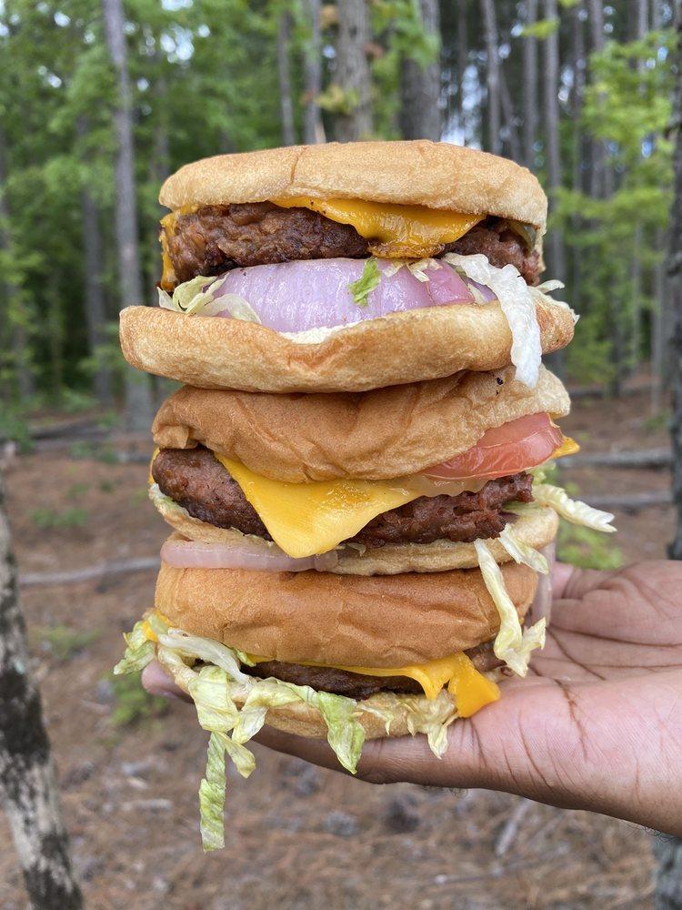 Food from Boss of Vegan