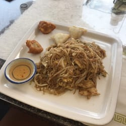 Elegant Photo Of Thai House   Hyannis, MA, United States. Chicken Pad Thai With