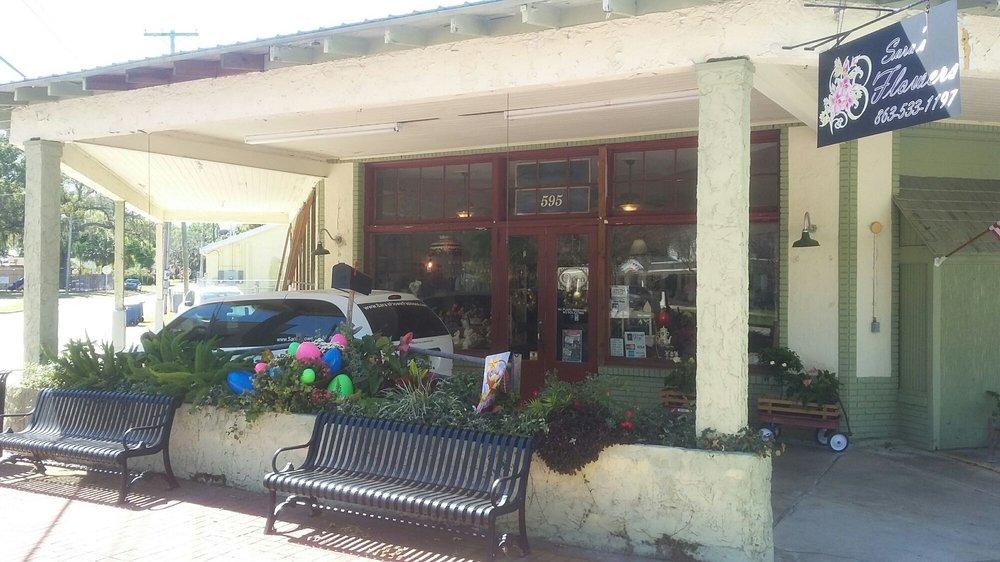 Sara's Flower Fashions: 595 E Main St, Bartow, FL