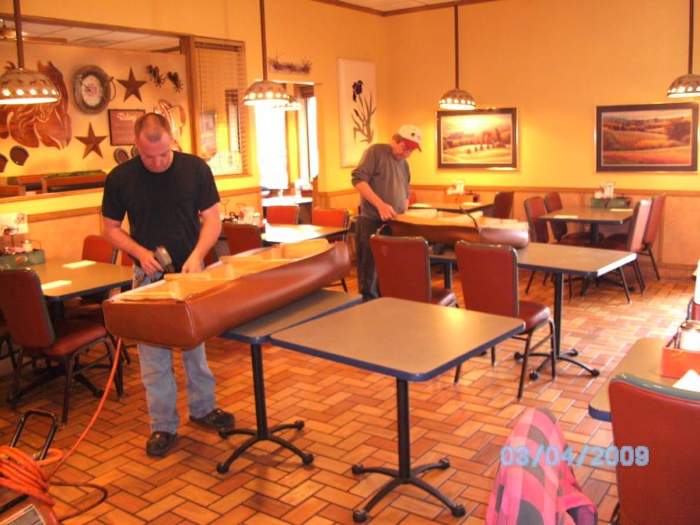 Mr. Vinyl & Leather Repair: 5481 Hickory Valley Rd, Heiskell, TN