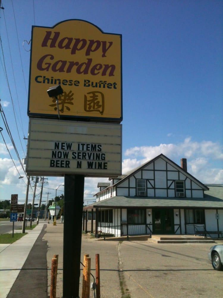 Happy Garden: 670 Brazeau Ave, Oconto, WI