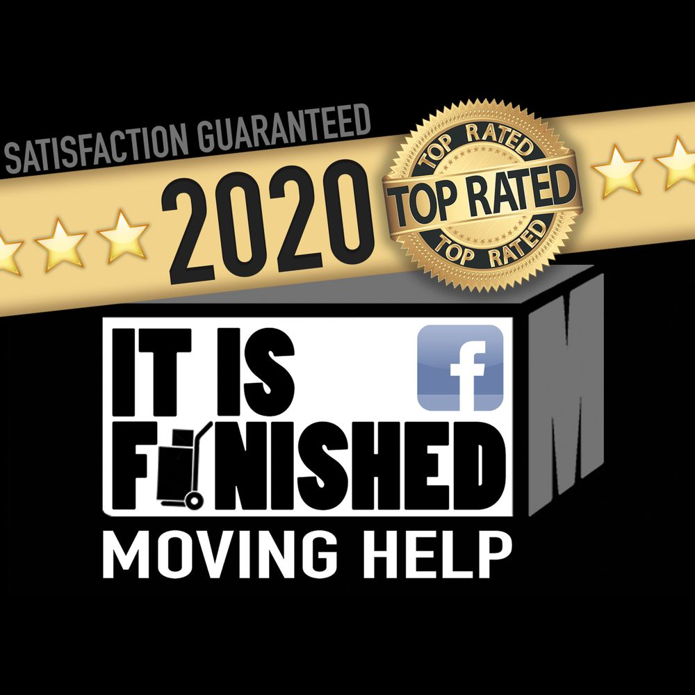 It Is Finished Movers: Atco, NJ