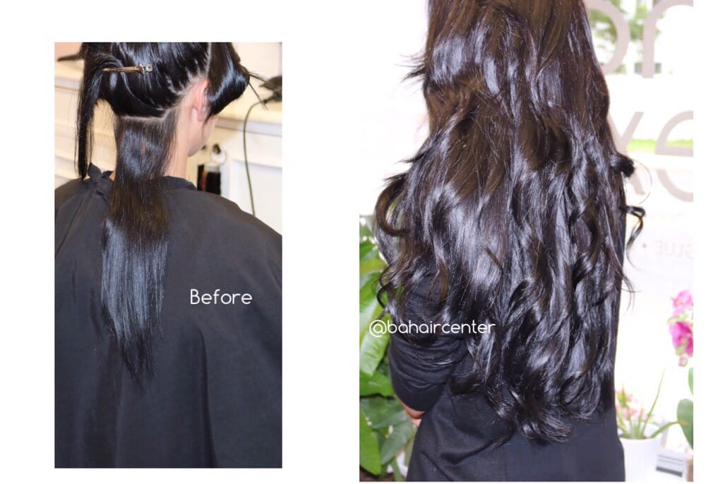 Full Head Of Brazilian Knots Extensions Our Virgin Hair Yelp