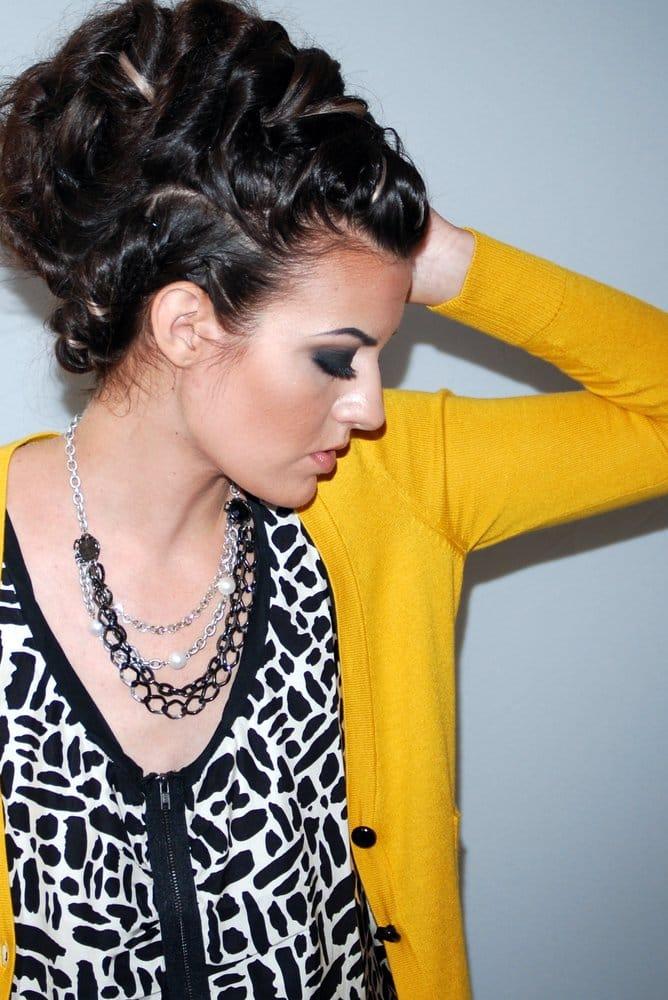 Hair makeup jenifer yelp for 77 salon oakland