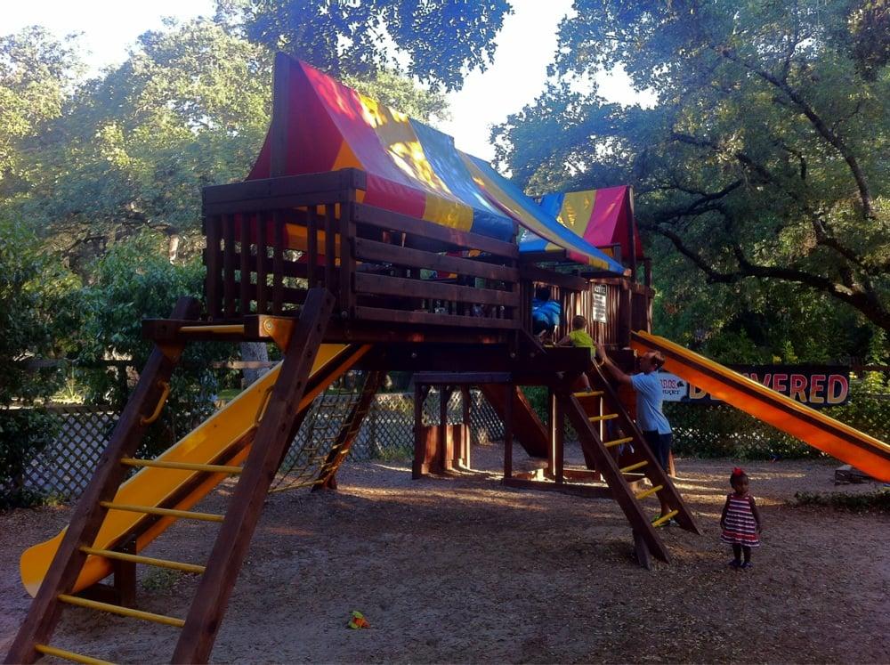 Restaurants With Playground San Antonio Tx