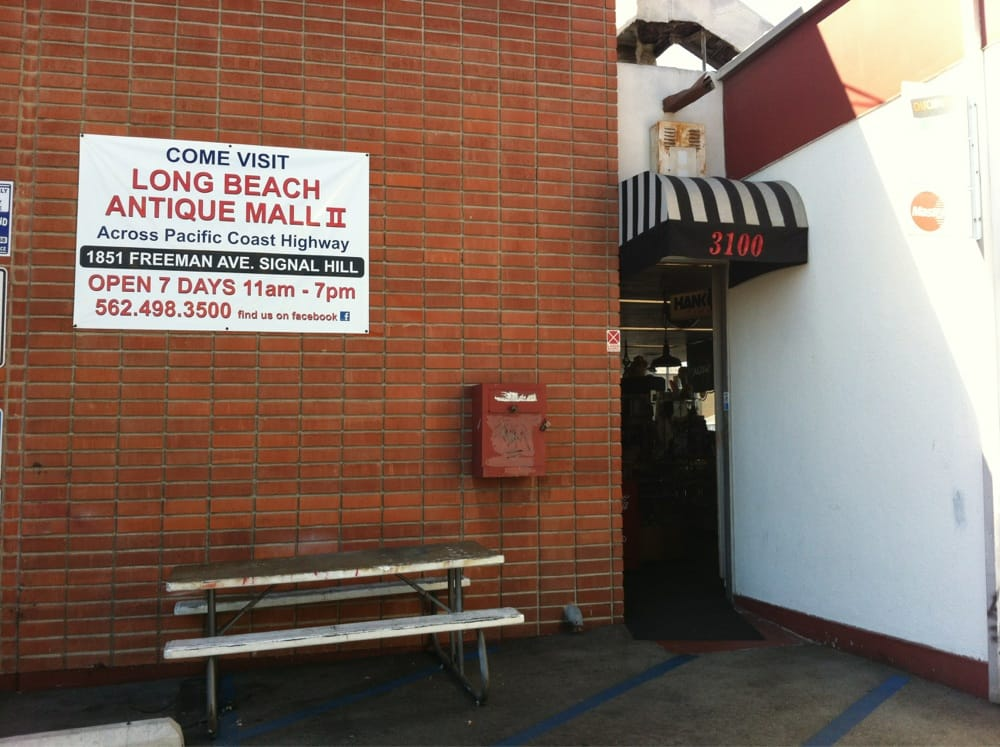 Long Beach Antique Mall