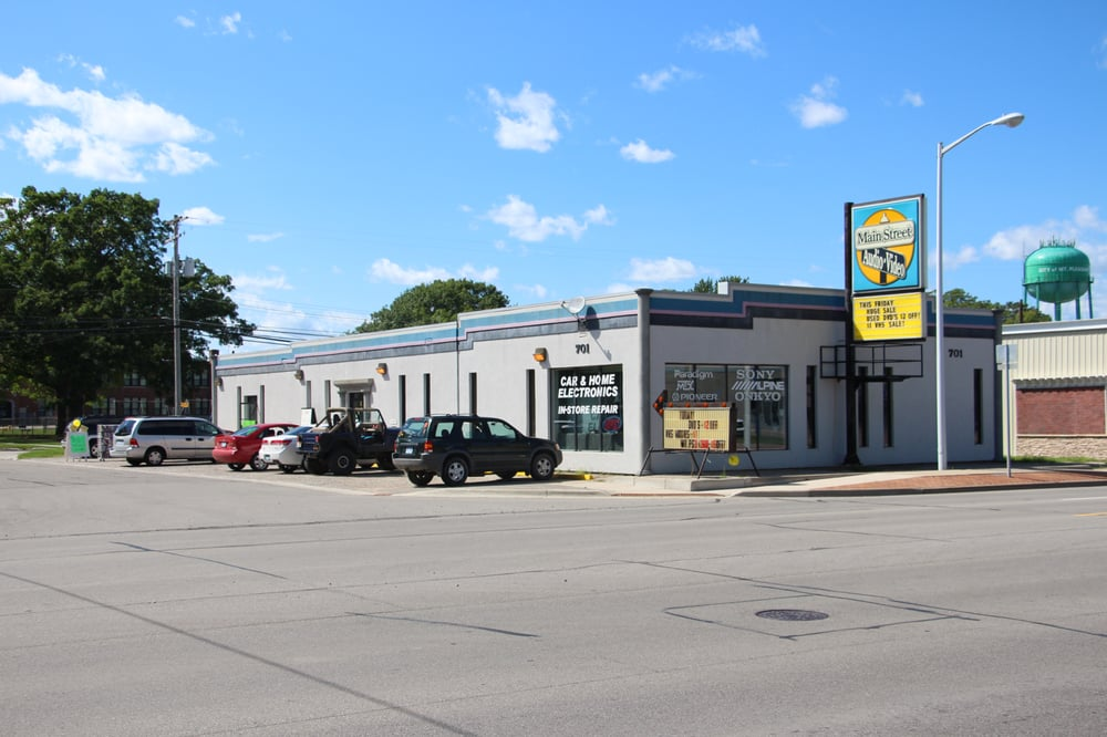 Main Street Audio Video: 701 N Mission St, Mount Pleasant, MI