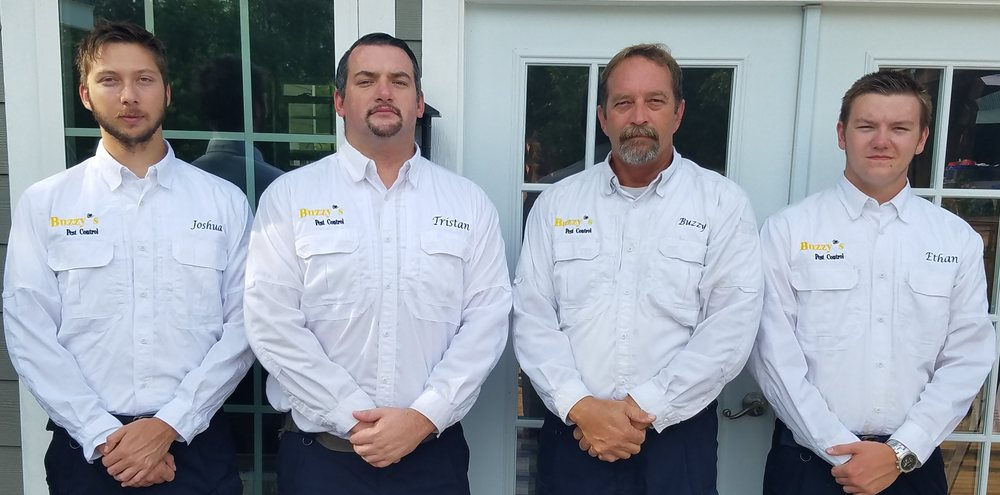 Buzzy's Pest Control: Coldspring, TX