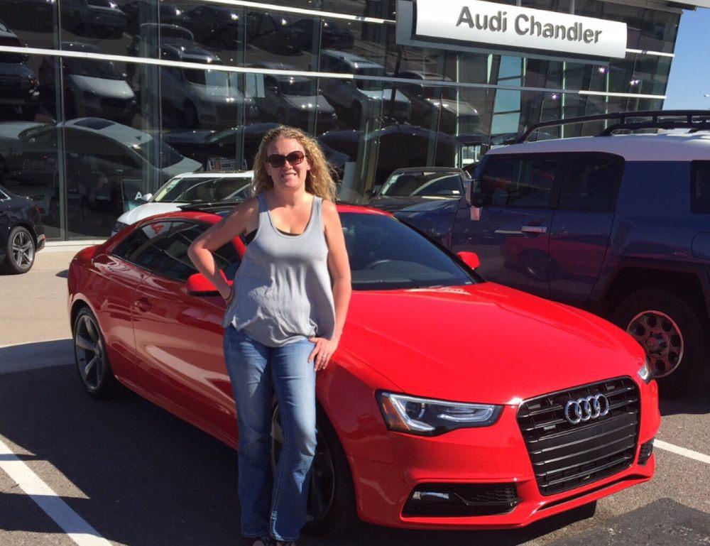 Love My Audi A Premium Plus Yelp - Audi chandler