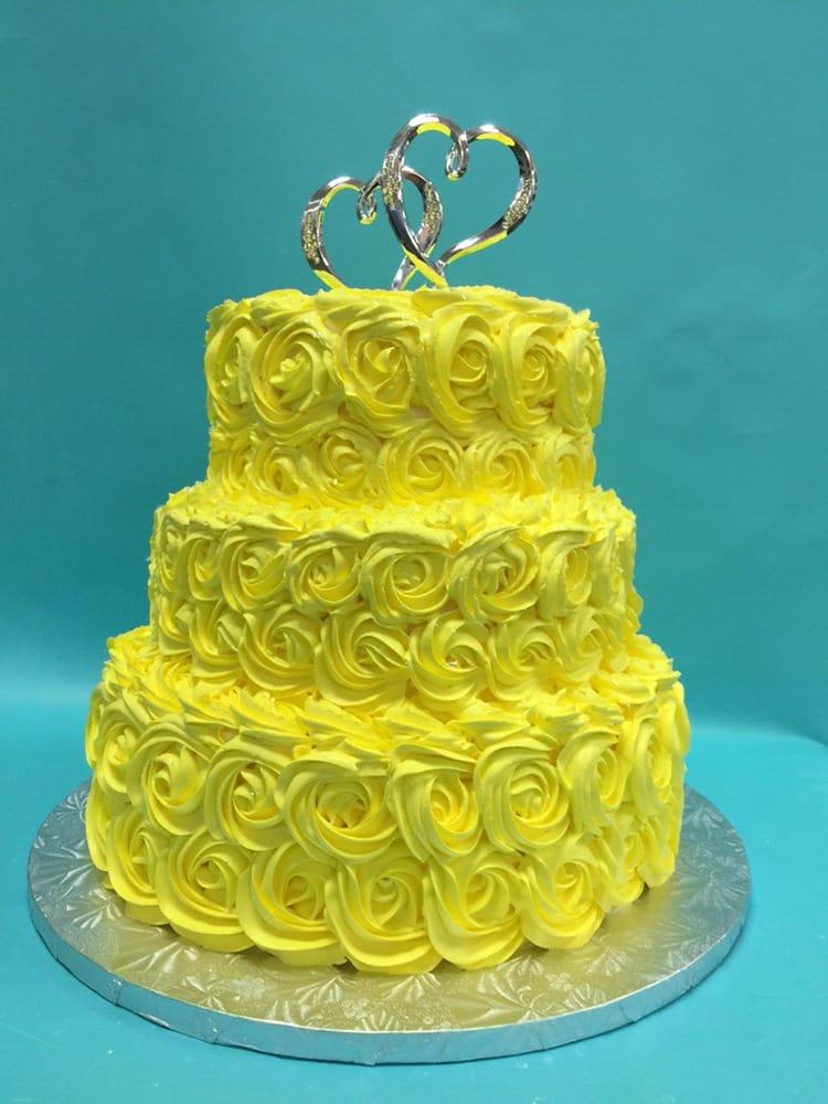 Wedding cake - Yelp