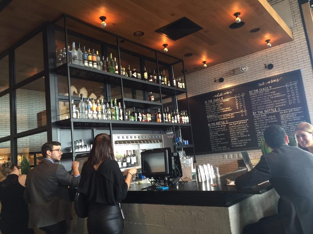 Smaller Bar Inside Yelp