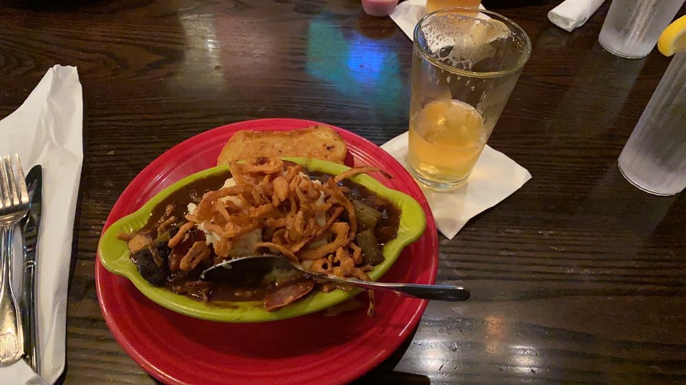 Hare and Hound Pub: 101 E Rutherford St, Landrum, SC