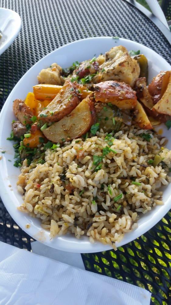 Amazing veggies and rice yelp for Boston fish market des plaines illinois