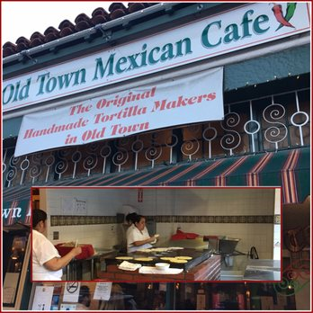 Old Town Mexican Cafe San Diego Yelp