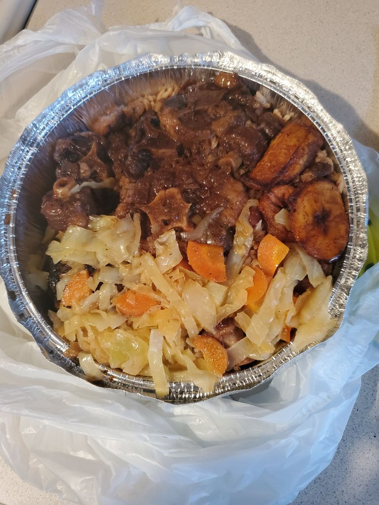 JA Spice Island Jerk and American Food: 67 Main St, Netcong, NJ