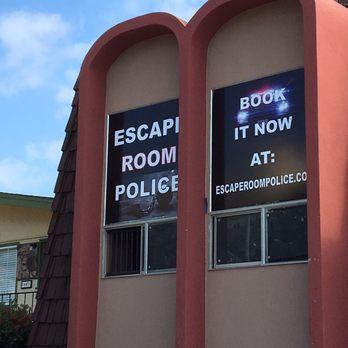 Escape Room San Diego Harry Potter