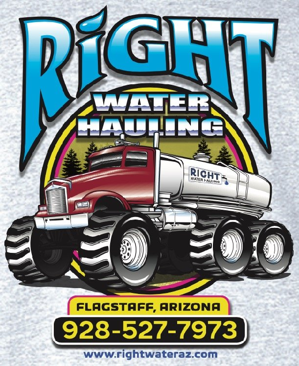 Right Water Hauling: 7431 Deville Ln, Flagstaff, AZ
